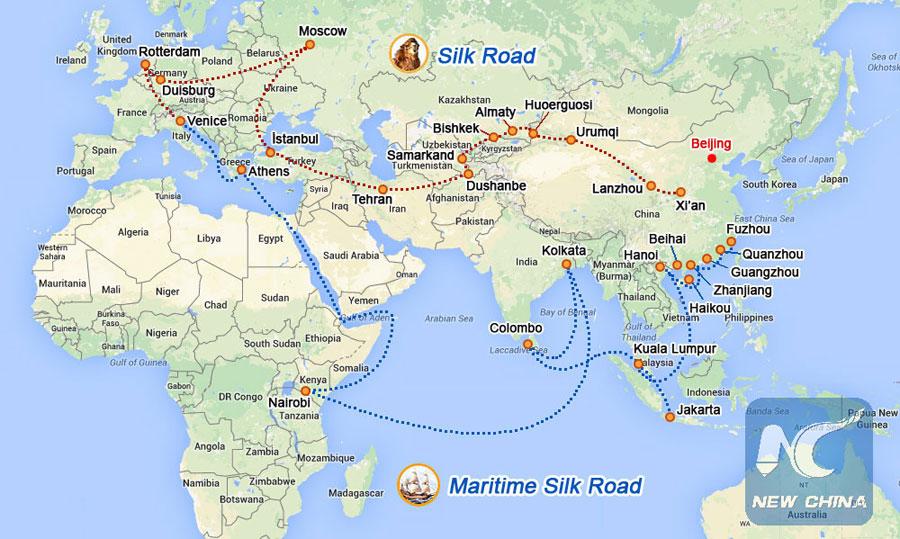 ENTREVISTA: Iniciativa de Franja y Ruta beneficia sudeste y sur asiáticos gracias a inversión china