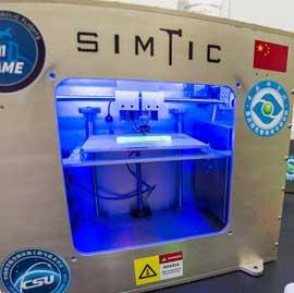 Científicos chinos desarrollan impresora 3D espacial