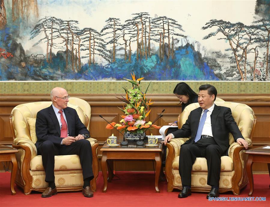 Enfoque de China: Presidente chino pide desarrollo estable de relaciones China-EEUU