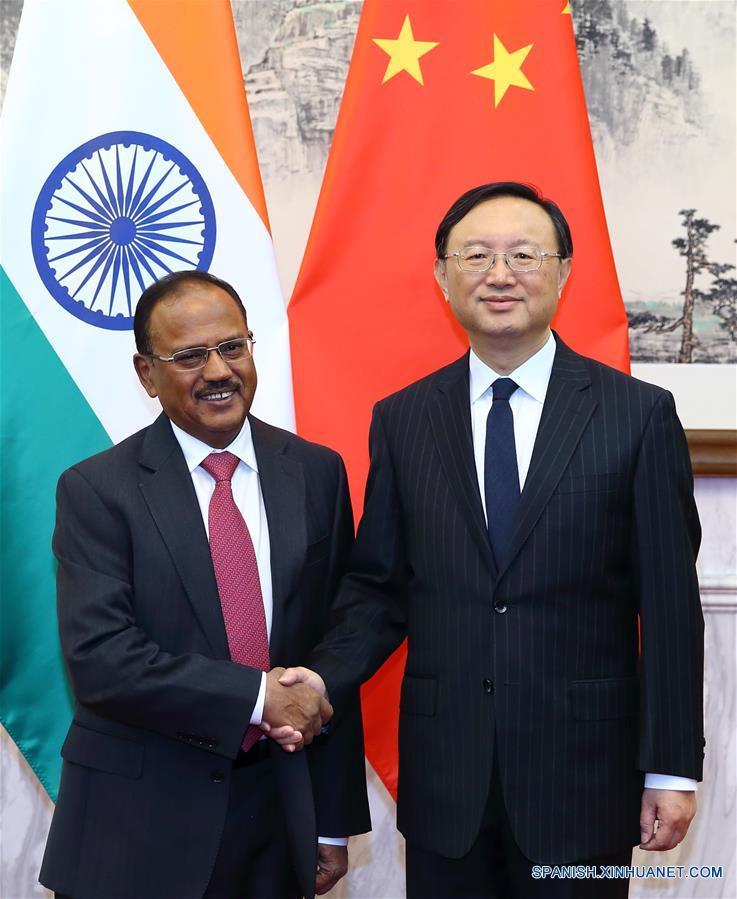 China e India analizan asuntos fronterizos