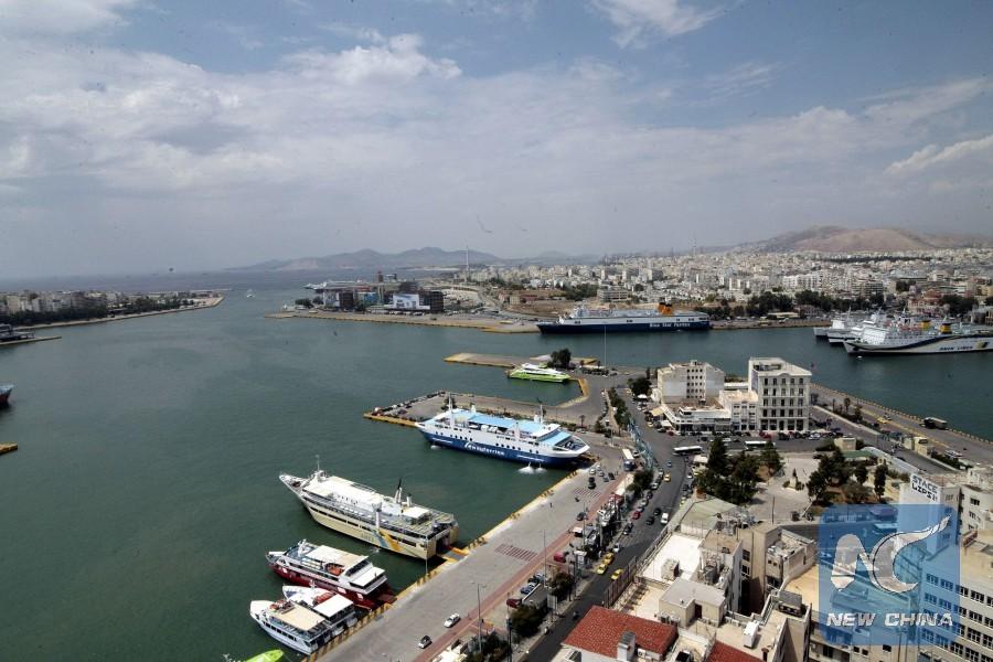 ESPECIAL: Comunidad local da bienvenida a inversión china en puerto de El Pireo, Grecia