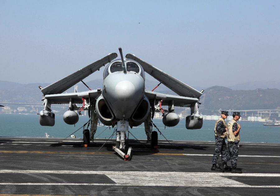 China insta a EEUU a detener reconocimiento cercano