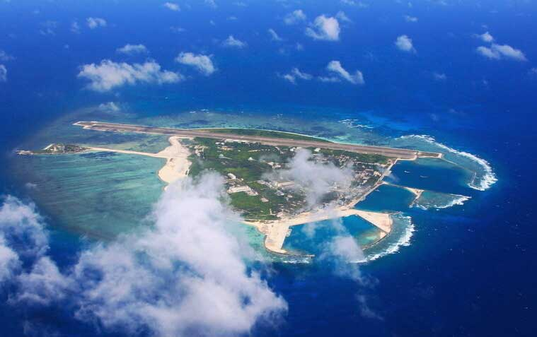 China condena uso de fuerza de Indonesia en Mar Meridional de China