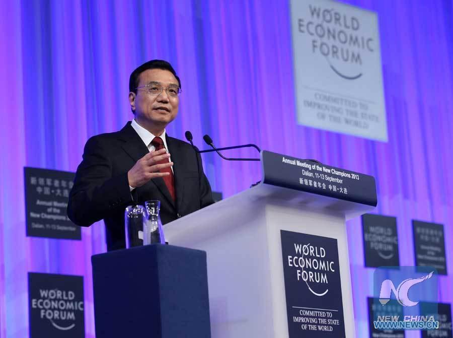 Concluye Foro de Davos de Verano en ciudad portuaria china de Tianjin