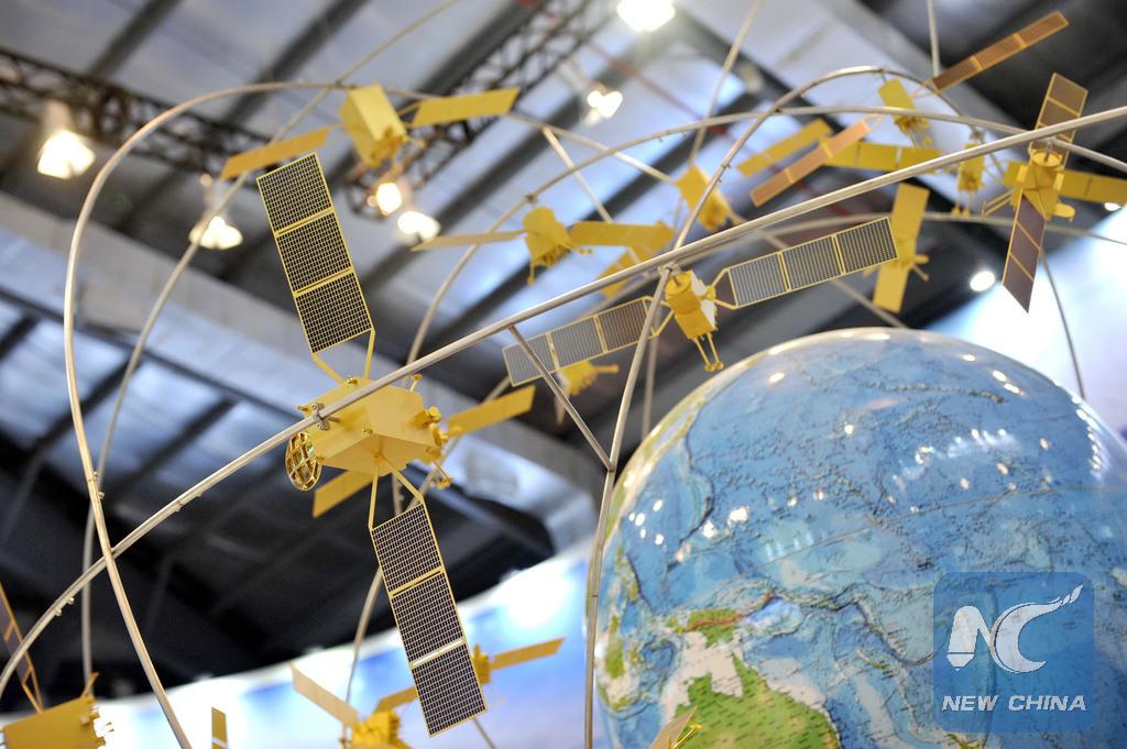 Sistema de navegación por satélite de BeiDou dirige a servicio global para 2020