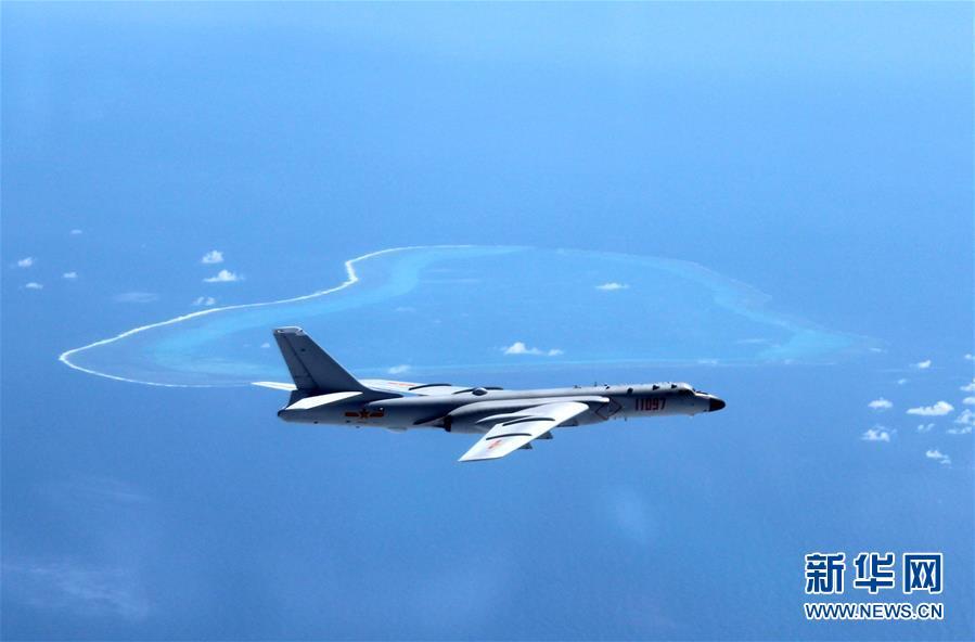 China realizará patrullas aéreas regulares sobre el territorio marítimo