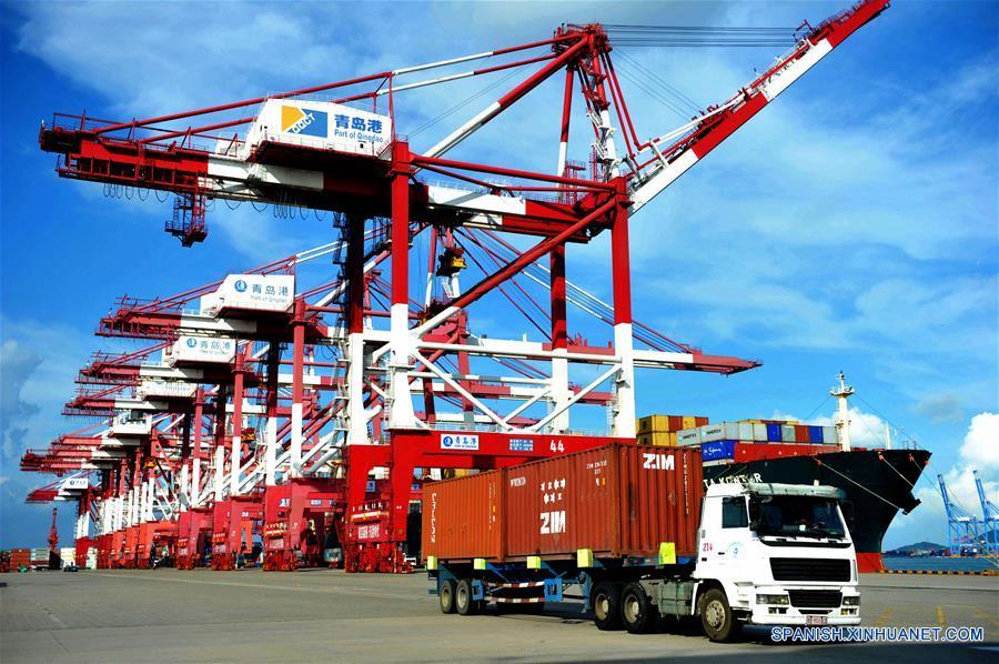 Gobierno chino toma medidas para mantener constante crecimiento comercial