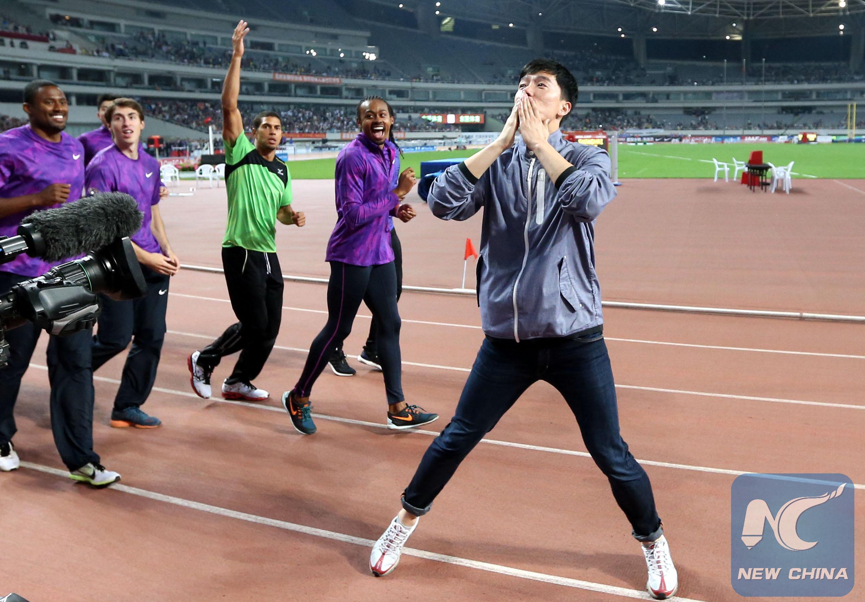 Deportistas chinos que conoces: Liu Xiang