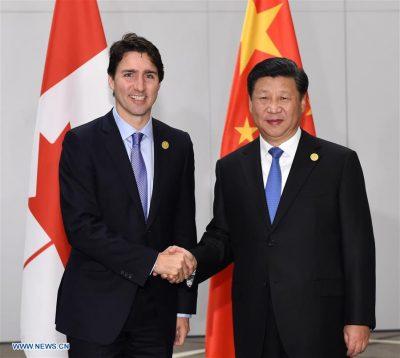 canada china buenas relaciones