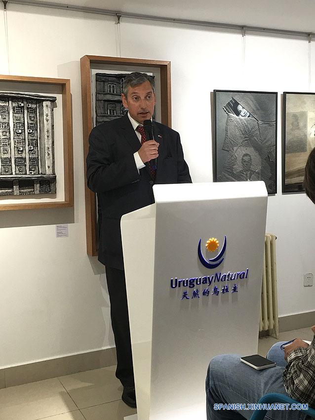 Provincias de Uruguay busca cooperaciones con china