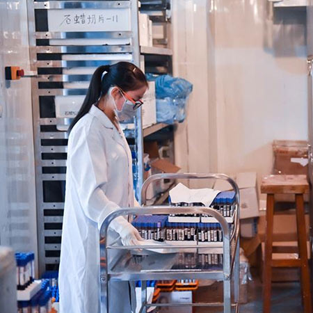 Banco Nacional de Genes de China (BNGCh) abre oficialmente sus puertas