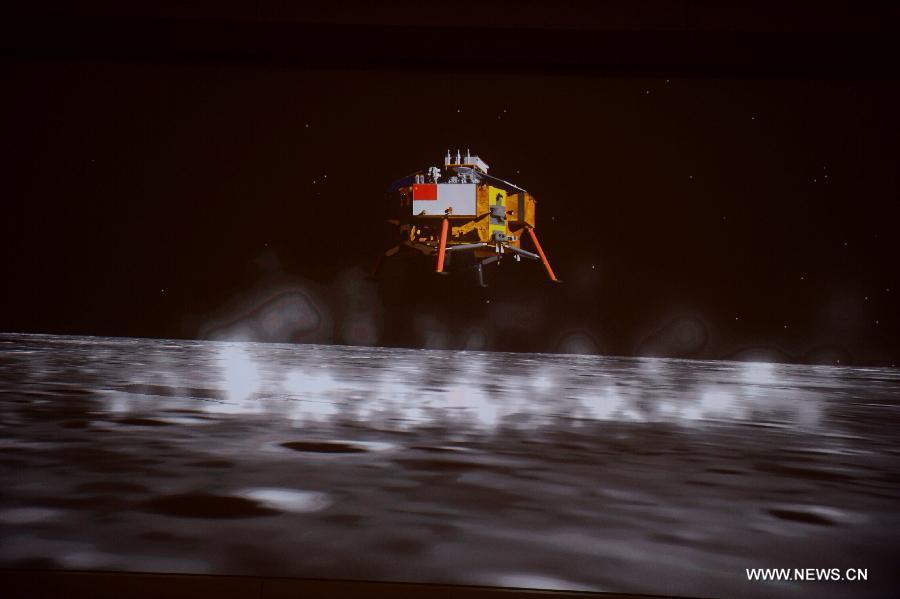 """China, """"bien preparada"""" para lanzamiento de sonda lunar Chang'e-5 en 2017"""