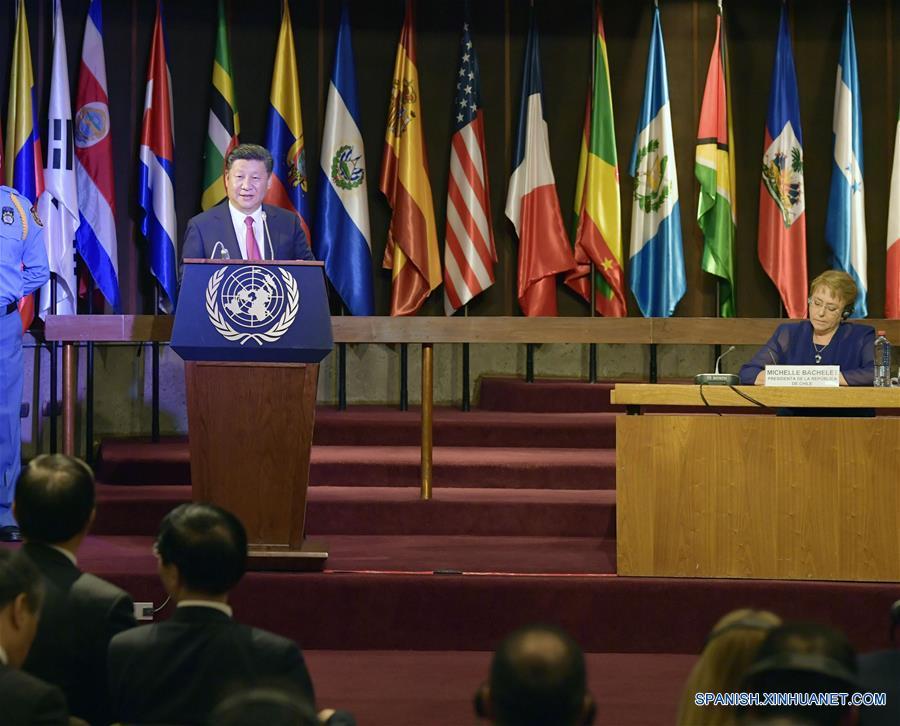 Xi Jinping concluye gira por Latinoamérica, se fortalece papel regional y global de China