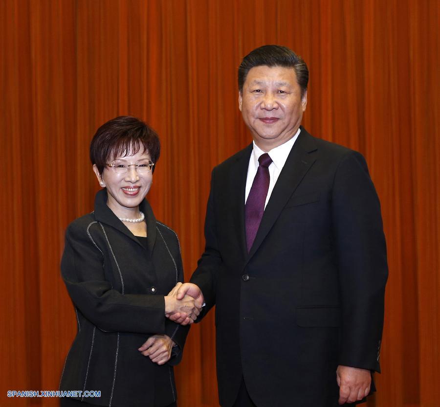 Xi Jinping destaca adhesión al Consenso de 1992