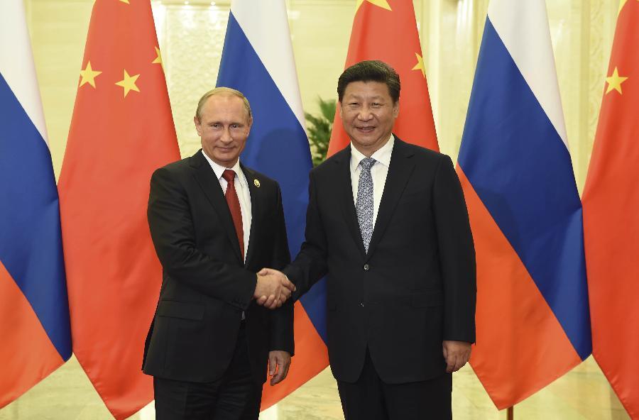 Putin: Cooperación Rusia-China, ejemplo de la interacción en beneficio recíproco