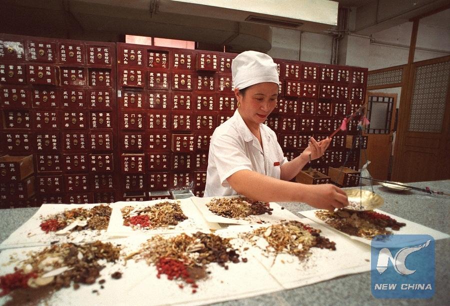 China publica primer libro blanco sobre medicina tradicional china