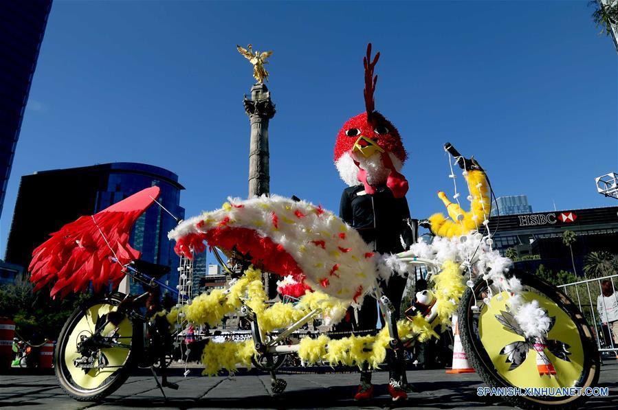 ESPECIAL: Mexicanos inician festejo de Año Nuevo Chino 2017 con bailes, concursos y regalos