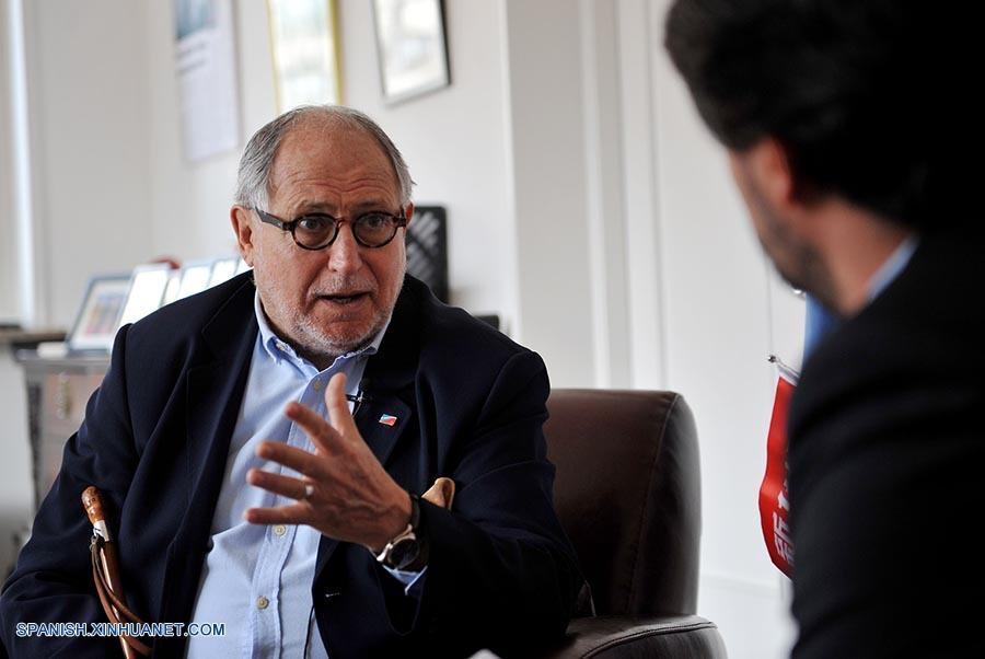 Responsabilidad de China en relación al mundo debe ser un tema central en las dos sesiones, apunta embajador de Argentina