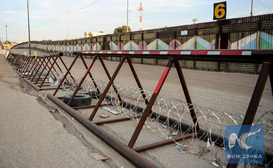 ESPECIAL: Sueños destrozados ante el muro fronterizo EEUU-México