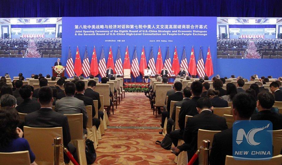 COMENTARIO: Tras 45 años, los maduros lazos China-EEUU pueden lograr nuevos avances