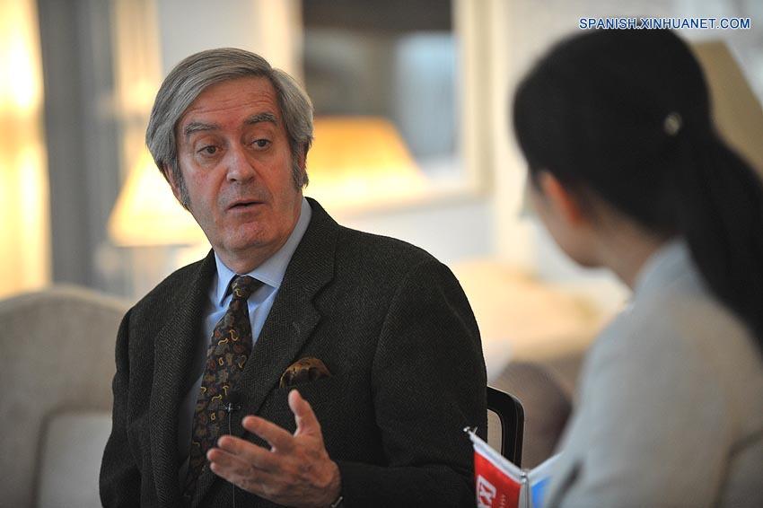 Embajador de España: La economía china beneficia al resto del mundo