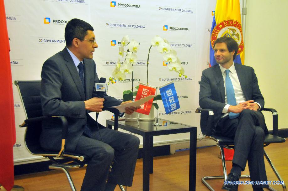 Presidente de Procolombia: Es muy importante afianzar relaciones comerciales con China