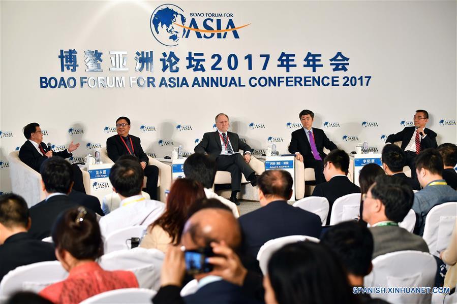 Concluye Foro de Boao con iniciativa a favor de globalización