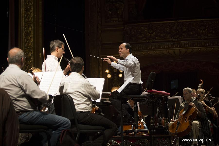 ESPECIAL: Orquesta Sinfónica Nacional de Argentina celebra la música de China