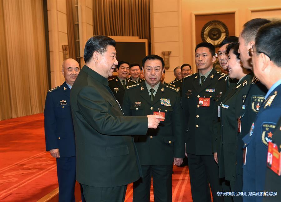 Xi destaca importancia de innovación en la modernización militar