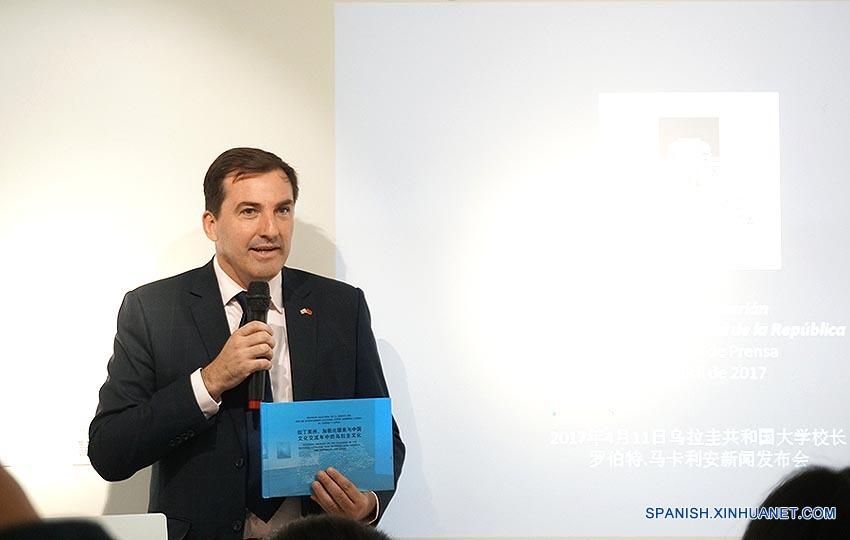 Embajador uruguayo en China afirma que primer Instituto Confucio en Uruguay permitirá un mayor acercamiento cultural