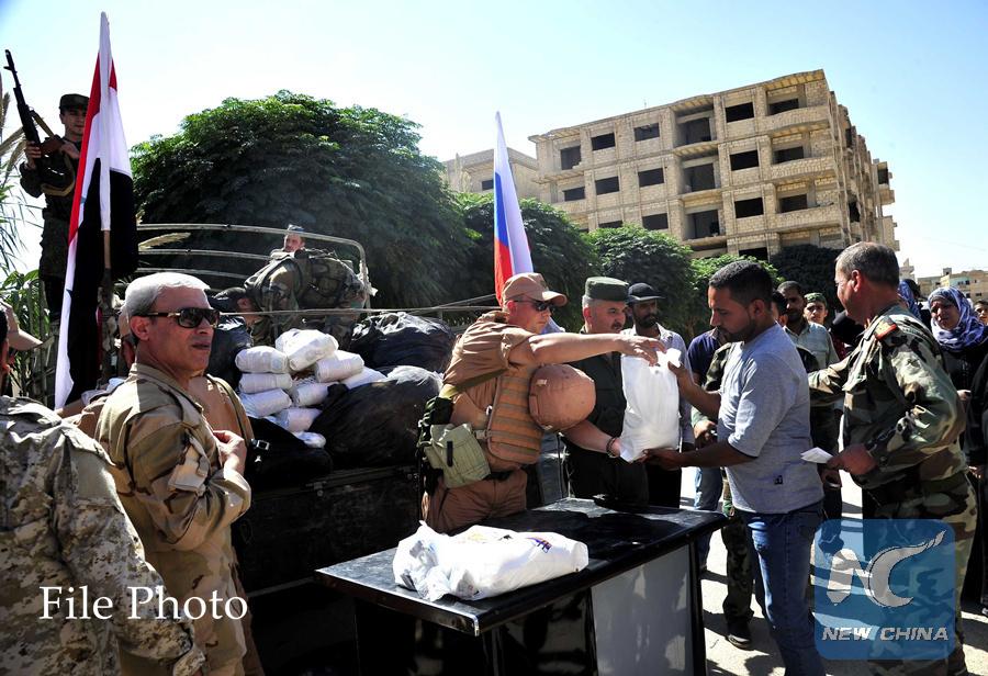 China insta a EE.UU. y Rusia a evitar enfrentamientos sobre Siria