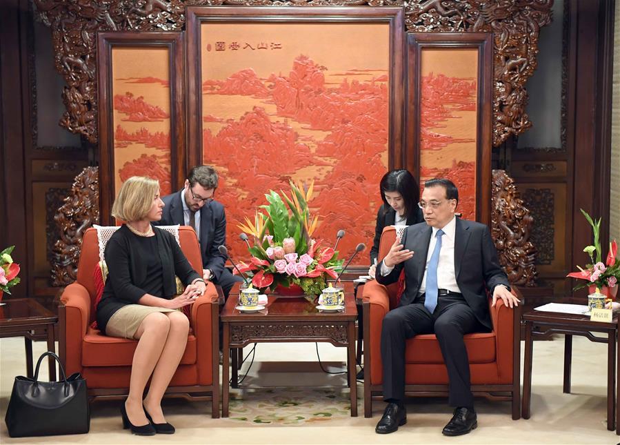 China desea una UE unida, estable y próspera, dice primer ministro chino