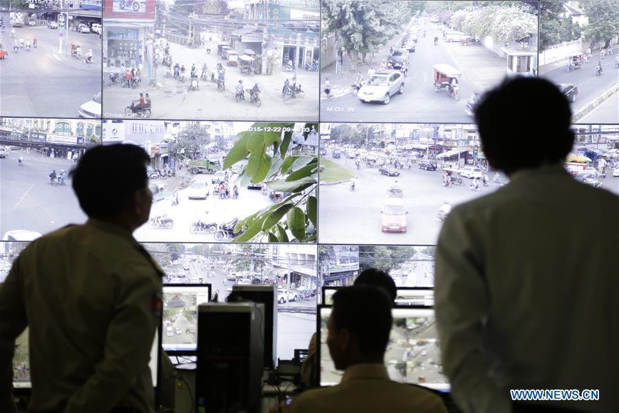 China dona a Bolivia cámaras de vigilancia para fortalecer seguridad ciudadana