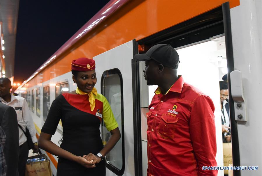 China, amigo detrás de crecimiento de Africa