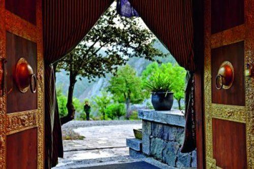 Un albergue en el centro del casco antiguo de Shangri-La. Yu Xiangjun