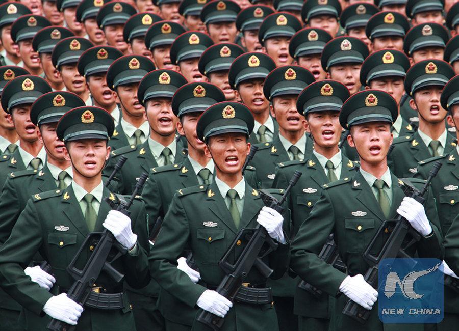 Ejército de China avanzará en seguridad global y desarrollo pacífico