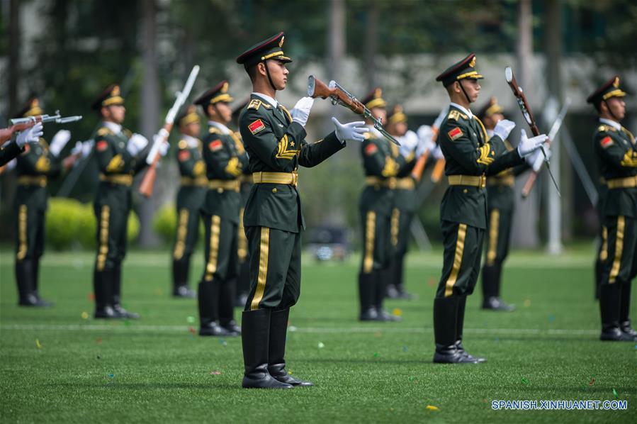 Embajada de China en Buenos Aires celebra 90º aniversario de EPL