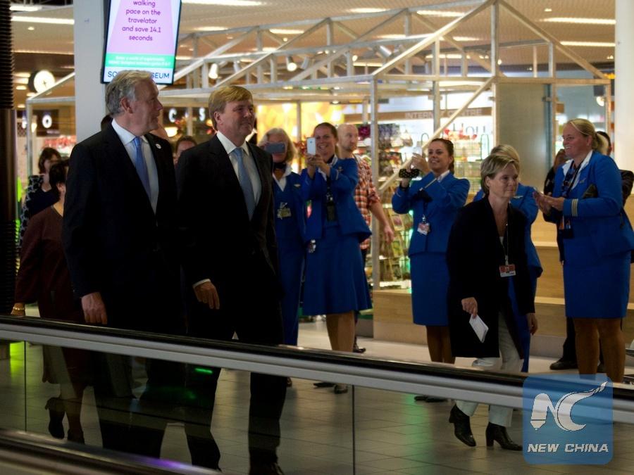 China Eastern compra 10 por ciento de Air France KLM