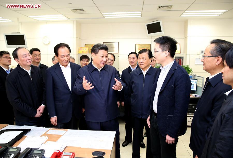 """Presidente chino pide hacer """"hasta el último esfuerzo"""" para atender las quejas de la ciudadanía"""