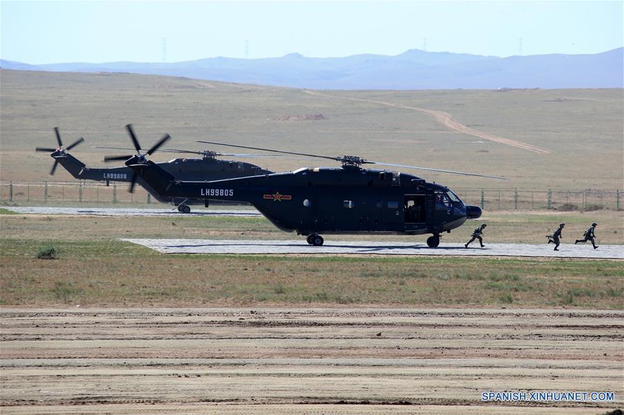 Enfoque de China: Tecnologías militares entran en vida civil