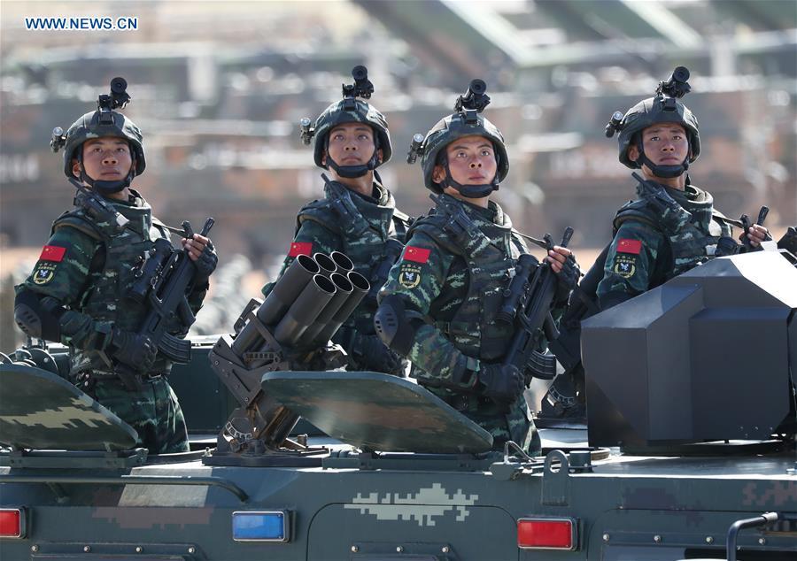 Juegos Militares Internacionales en China estarán abiertos al público y serán gratuitos