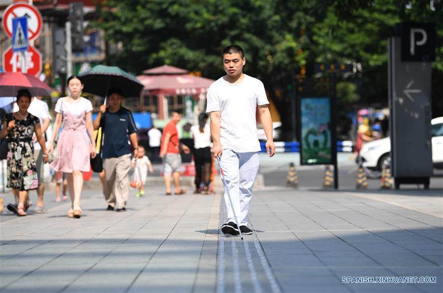 China mejora condiciones de vida para personas con discapacidad