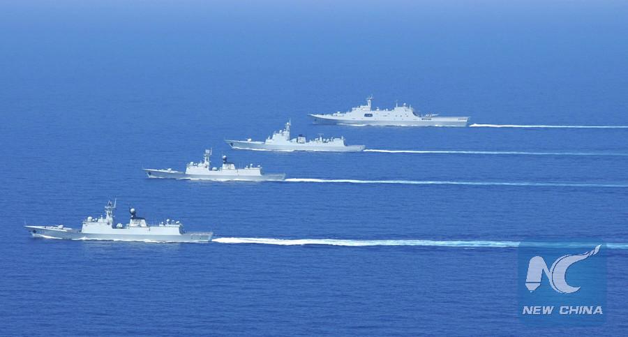 China coordina con EEUU búsqueda de marino desaparecido en Mar Meridional de China