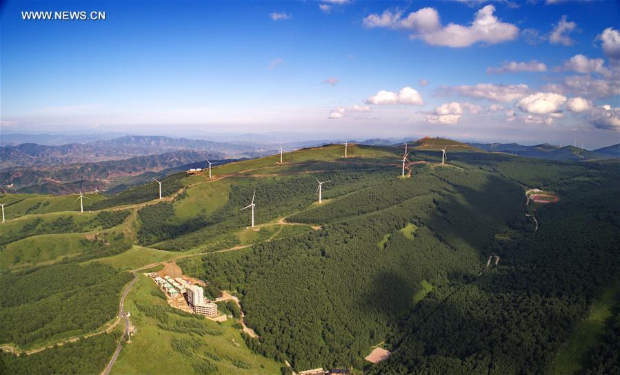 Generación eléctrica con nuevas energías registra crecimiento rápido en China