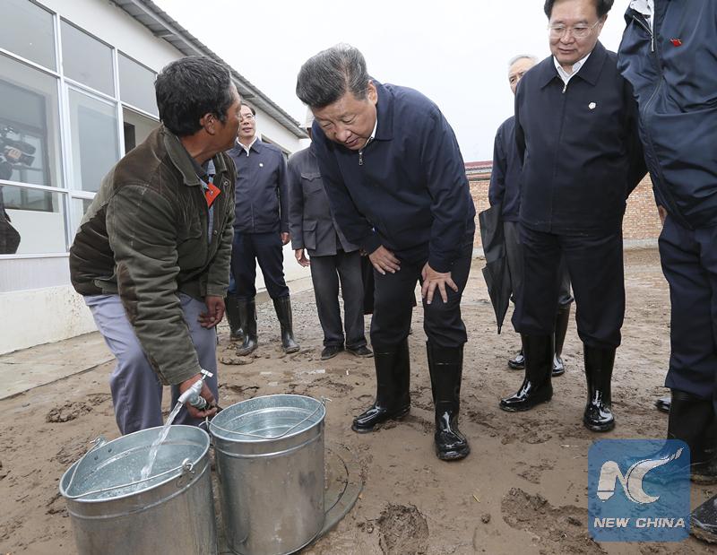 Enfoque de China: Xi realiza inspecciones por toda China como máximo líder del Partido