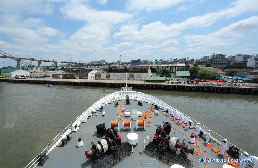 Mayor transbordador de vehículos conectará a China con República de Corea