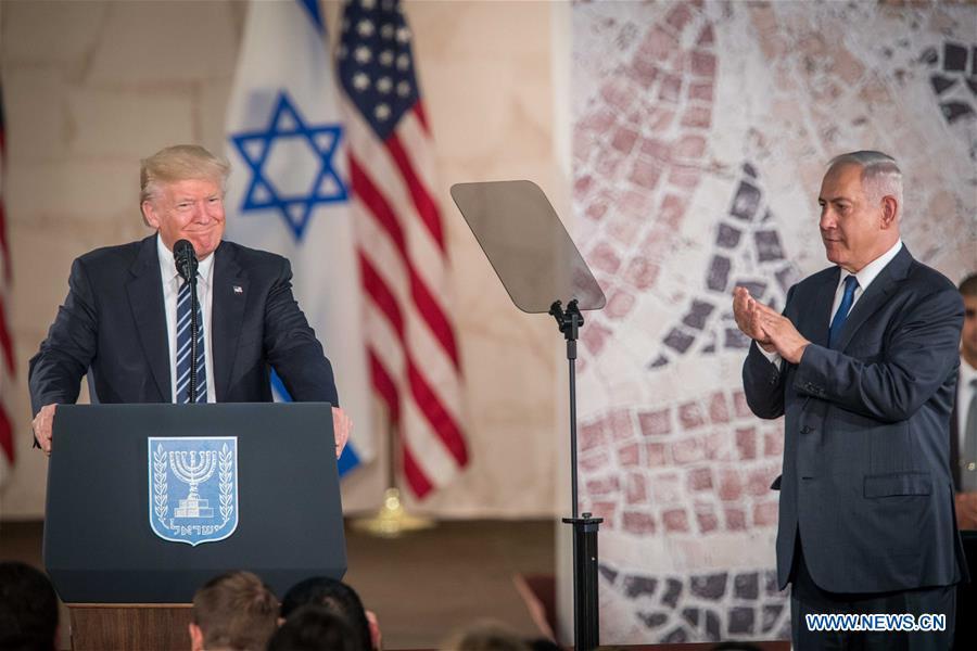 China pide cautela en cuanto a asuntos relacionados con estatus de Jerusalén