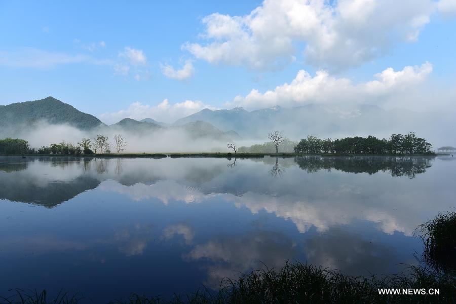 Enfoque de China: Protección de lagos se convierte en símbolo de ambiciones ambientales de China