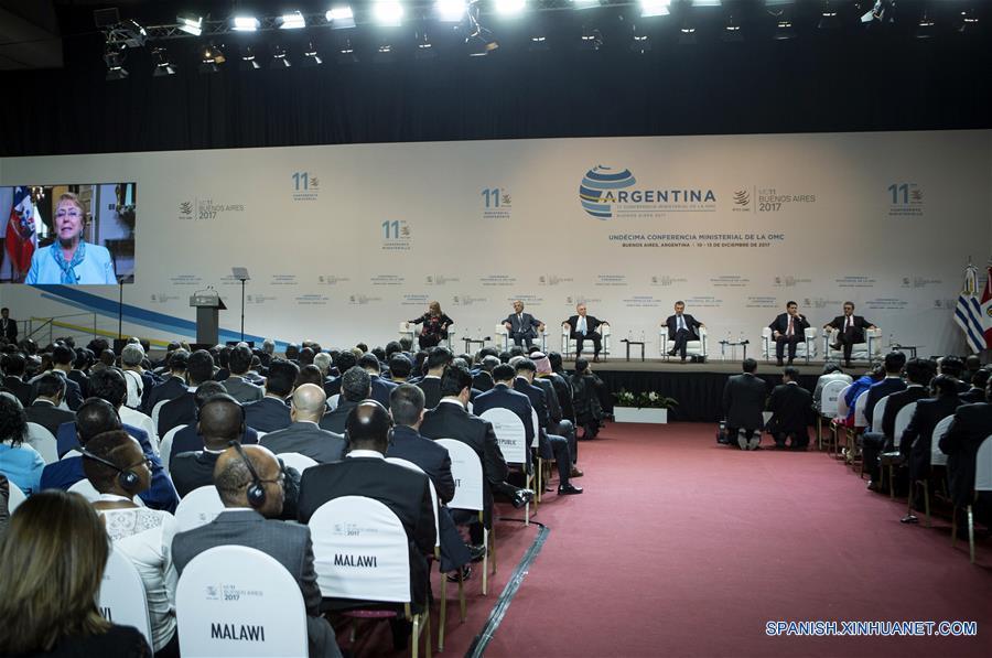 Avances de cumbre de OMC en Argentina fueron insuficientes: CEPAL