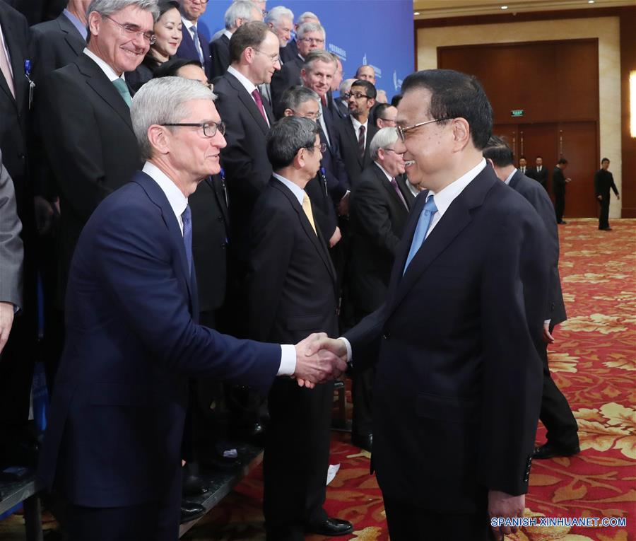 Primer ministro chino promete profundizar reforma y apertura